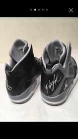 For sale pair of retro Nike air Jordan sc3 these high top