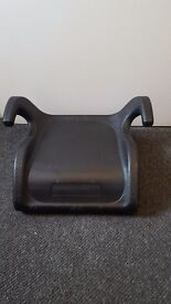 Child seat booster