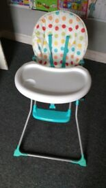 free delivery BABY HIGH CHAIR