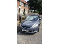 Mazda6 2008 ,1.8TS petrol,LPG converted,1l of gas is 0.55,126 000miles ,very clean and economic