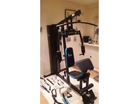 Brand new multigym for sale in perfect condition