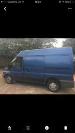 Ford Transit 02 plate **need gone asap**