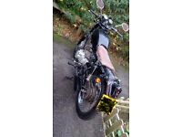 Honda CD125 Benly 1982 project