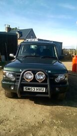 Land Rover Discovery TD5 PRICED TO SELL