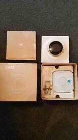 BNIB Nest V1 learning thermostat