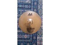 """Sabian AA 18"""" Crash/Ride Cymbal ONO"""