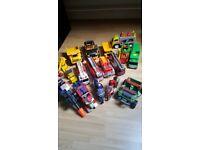 Large Toy car bundle