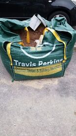 Free Bag of Travis Perkins Sand