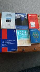 Economic and business management university books