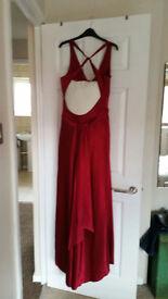 Ruth Tarvydas designer Evening / Prom Dress size 10/ 12