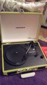 Crosley Vinyl Player