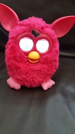 Pink Furby great condition
