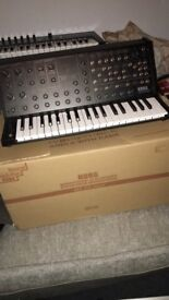 KORG MS20 MINI - Boxed, Mint condition, Used Once, Patch Book Included