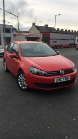 VW golf match tornato red FINALPRICE DROP!!