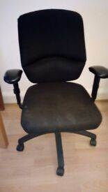 Black Chair for desk