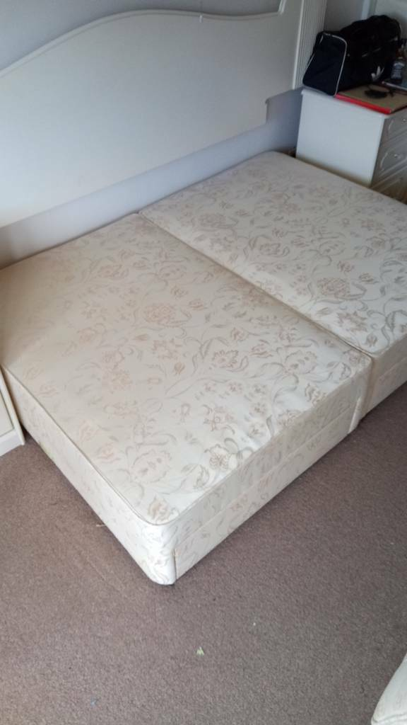 Brilliant Sleepeezee Double Divan Bed Base In Sunderland Tyne And Wear Gumtree Uwap Interior Chair Design Uwaporg