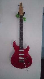 Rare Starfield Altair Japanese made guitar 1990s £425 ono