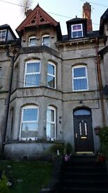 1 bedroom apartment to let. Recently refurbished in a quiet 3 story house near Newry City centre