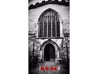 York Guild Hall Ghost Hunt