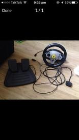 Carset for PlayStation 1/2