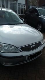 FORD MONDEO GHIA (NOW SOLD)