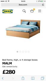 Bedroom furniture MALM* IKEA