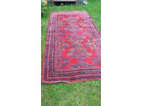 Rug carpet runner in Antique colour, beautiful hand made
