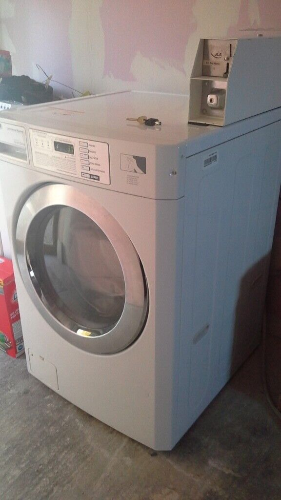 coin operated washing machines for sale uk
