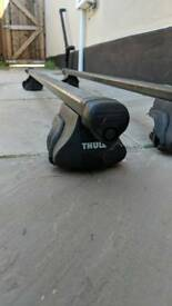 Thule roof bar's