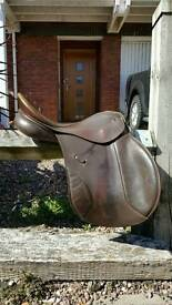 Kieffer GP saddle