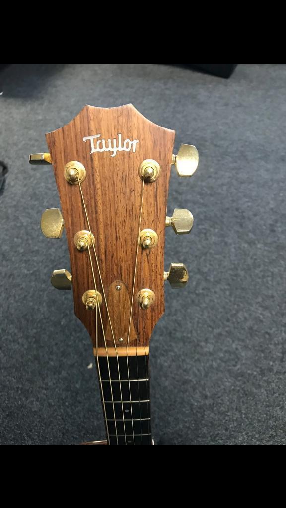 Taylor acoustic
