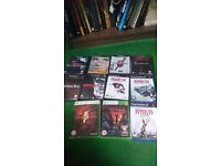 Resident Evil Collection: 0, REmake, 2, 3, 4 (Gamecube) - Outbreak 1/2, Dead Aim, CVX (PS2) [ETC]