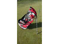 Callaway Chev Sand Golf Bag - Brand New