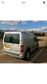 Ford transit connect limited 110ps