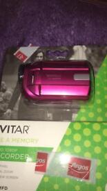 Brand new vitar HD camcorder