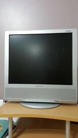 """RARE SAMSUNG 17"""" LCD TFT TV MONITOR"""