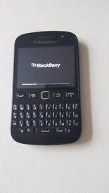 Blackberry touchscreen phone