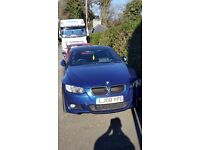 For Sale is my BMW 320i M Sport Coupe in Blue
