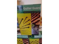 Gutter Guard x 3 boxes - new