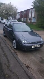 FOR SALE FORD FOCUS ST170 £500