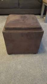 John Lewis storage box, seat, table