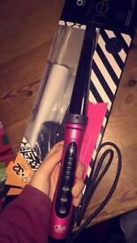 Diva curling tongs