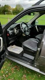 2004 LEFT HAND DRIVE FREELANDER TD4 CHAIN DRIVEN BMW DIESEL ENGINE WITH AUTOMATIC GEAR BOX