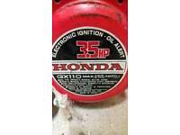 Honda gx110 engine