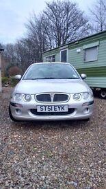 2001 Rover Impression