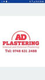 Adam Day Plastering