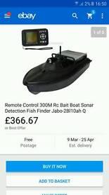 Jabo bait boat for sale