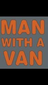 ✔️ Man & Van Removals same day service