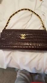 Ladys clutch bag