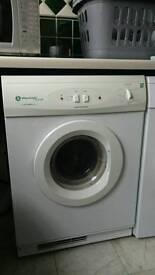White Knight GAS tumble dryer